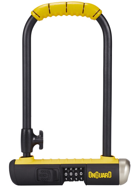 Onguard Bulldog Combo STD 8010 C Bügelschloss 115x230 mm Ø13 mm